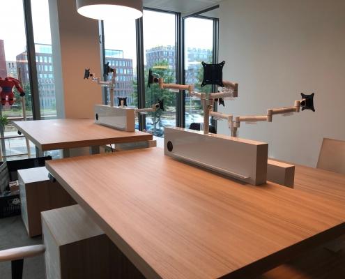 Kantoormeubelen Den Bosch