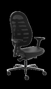 Cpod Leer bureaustoel Den Bosch