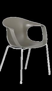 Flick 4poot bureaustoel Den Bosch