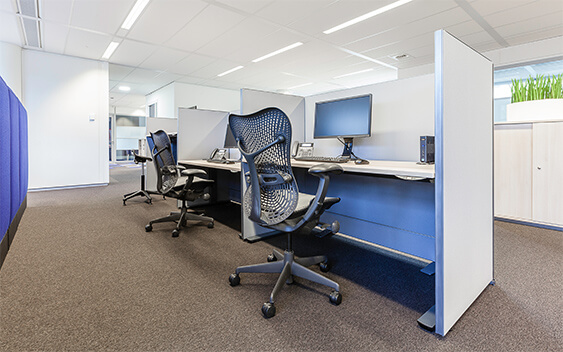 Anca Office bureaustoelen Den Bosch