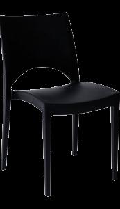 Kantinestoel zonder leuning Den Bosch
